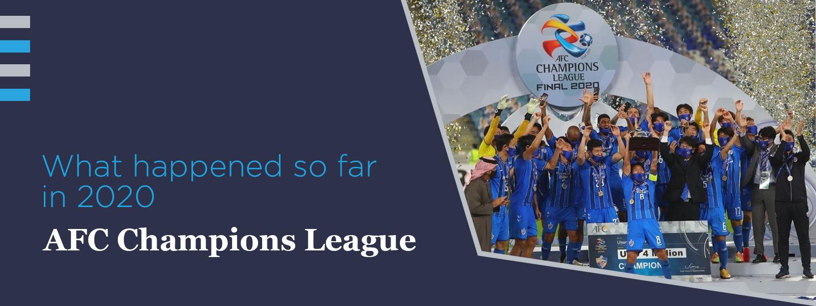 2020/2021 AFC Champions League Reviews