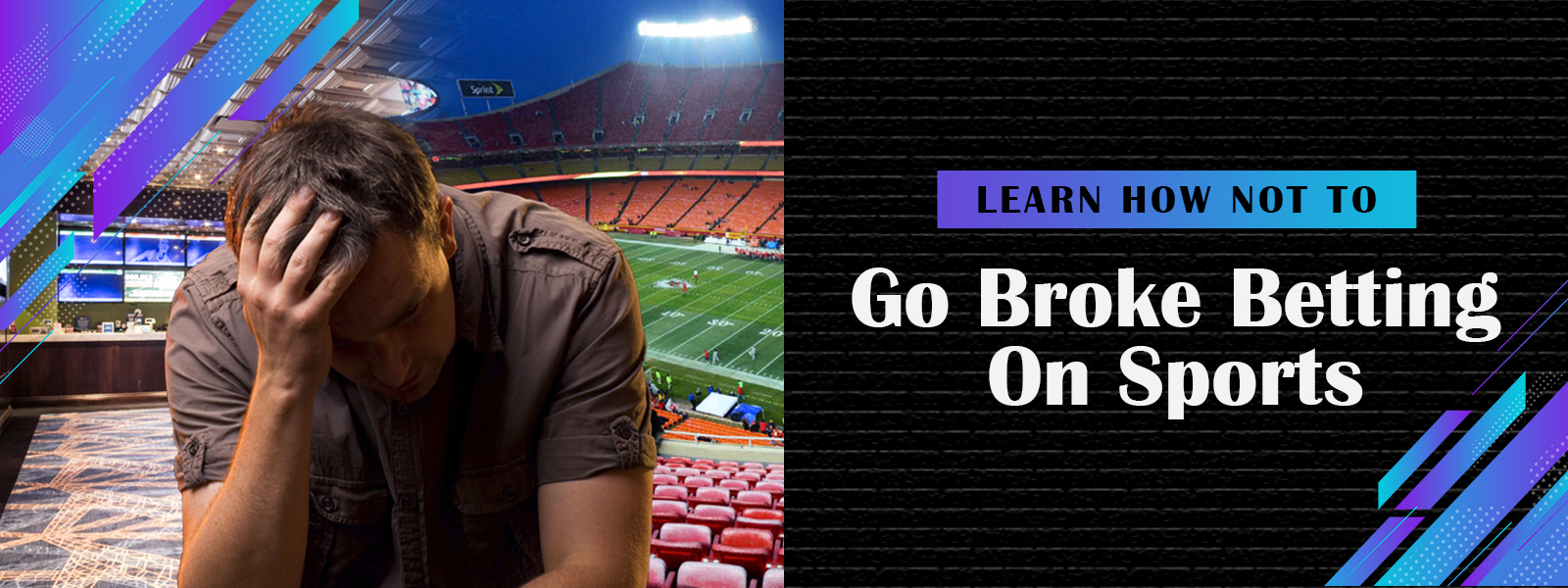 Learn How Not To Go Broke Betting On Sports