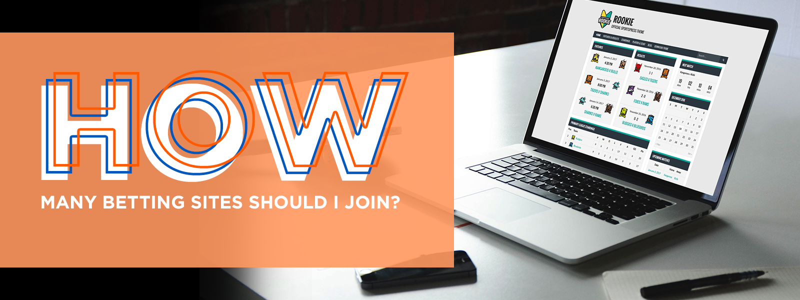 SportsPrediction Blog | How Many Betting Sites Should I join?