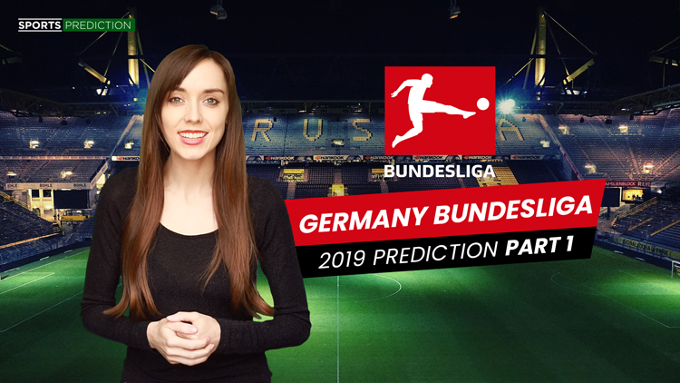 Soccer Prediction | Germany Bundesliga 2019 Prediction Part 1