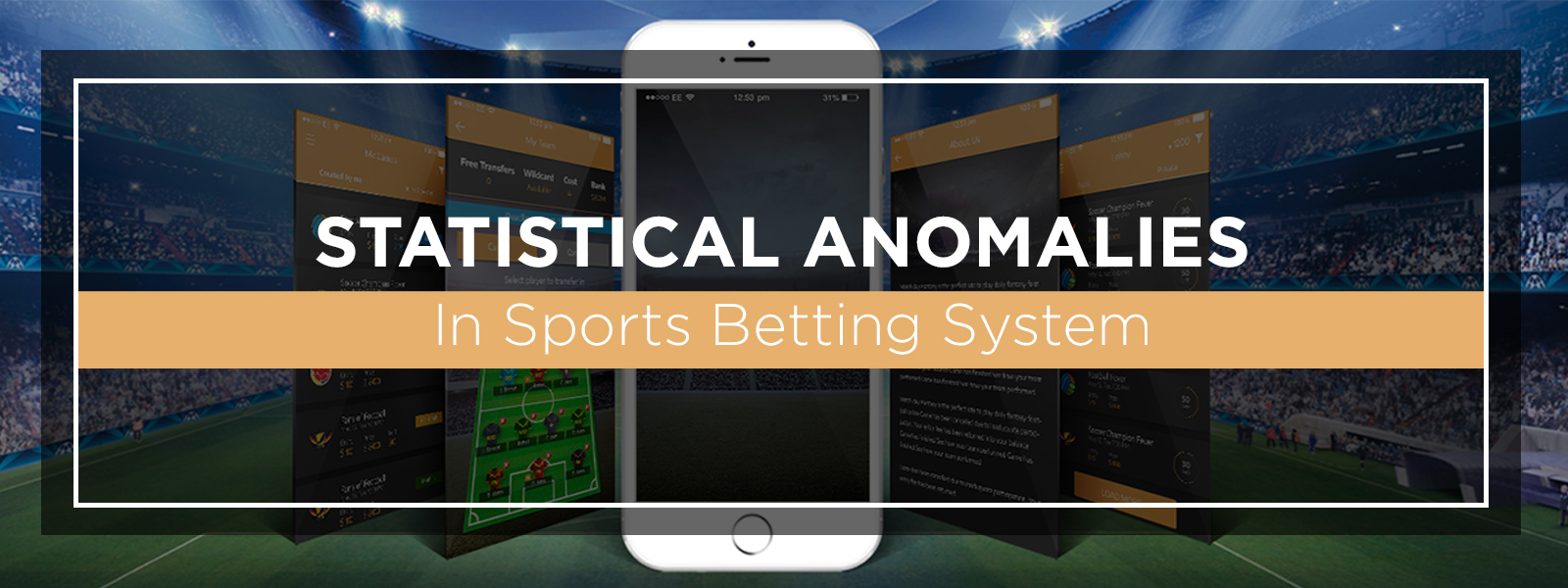 Statistical Anomalies In Sports Betting System
