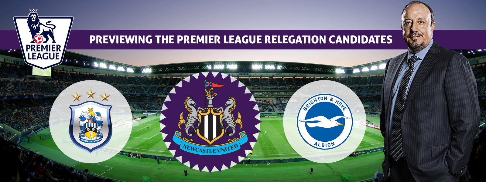 Previewing the Premier League Relegation Candidates