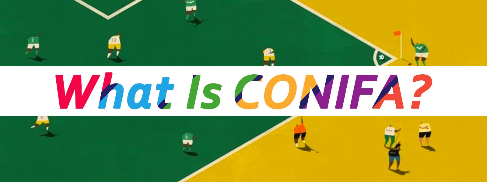 (CONIFA) Confederation of Independent Football Associations