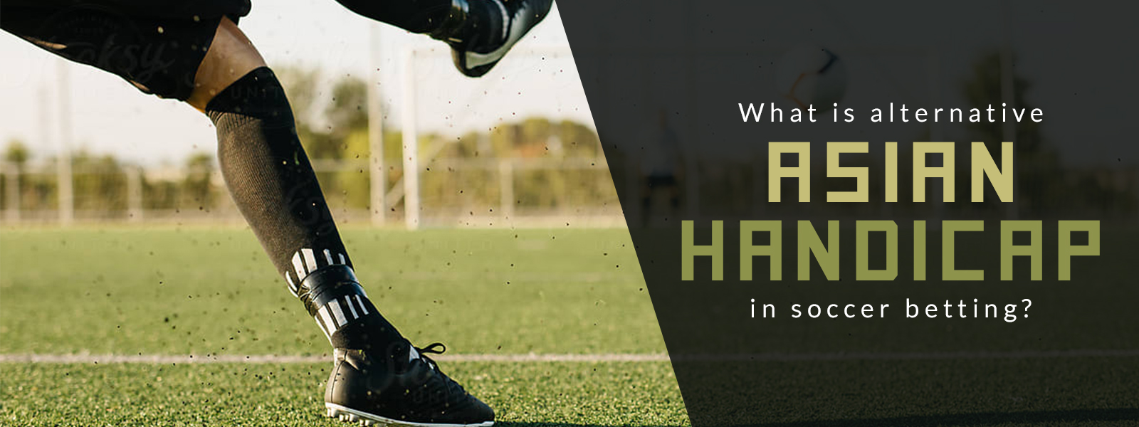 What Is Alternative Asian handicap In Soccer Betting?