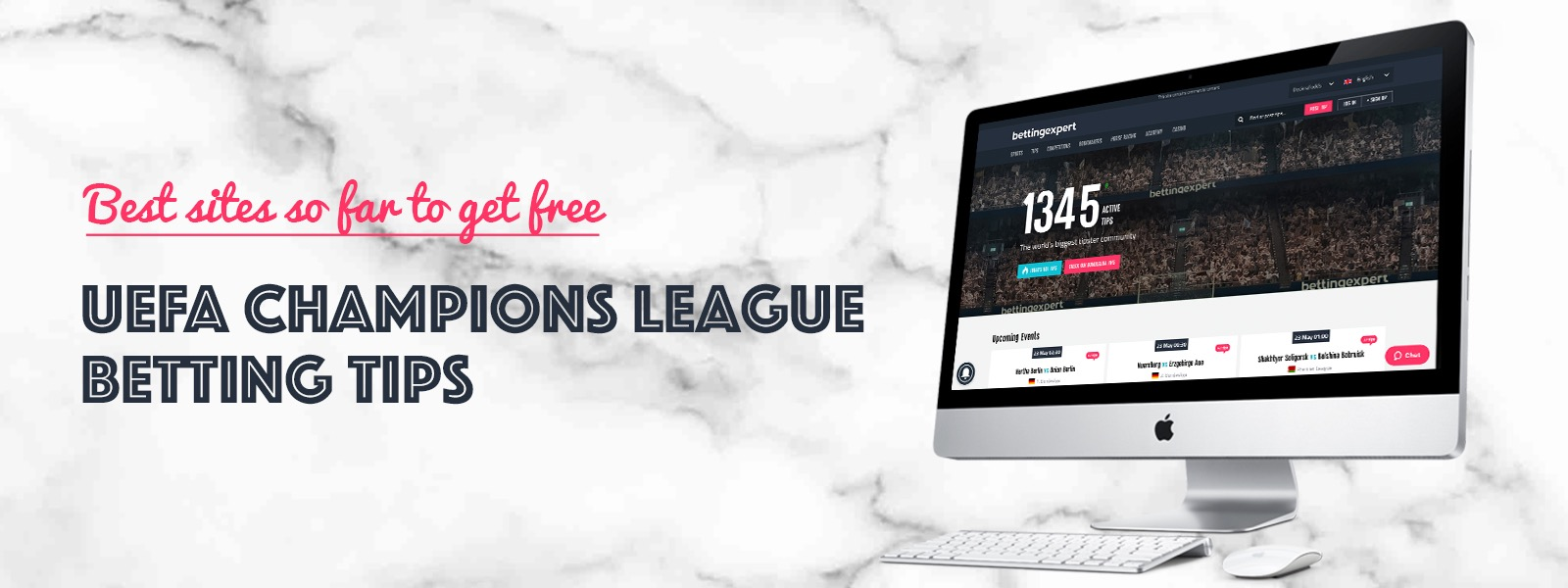 Best Sites So Far To Get Free UEFA Champions League Betting Tips