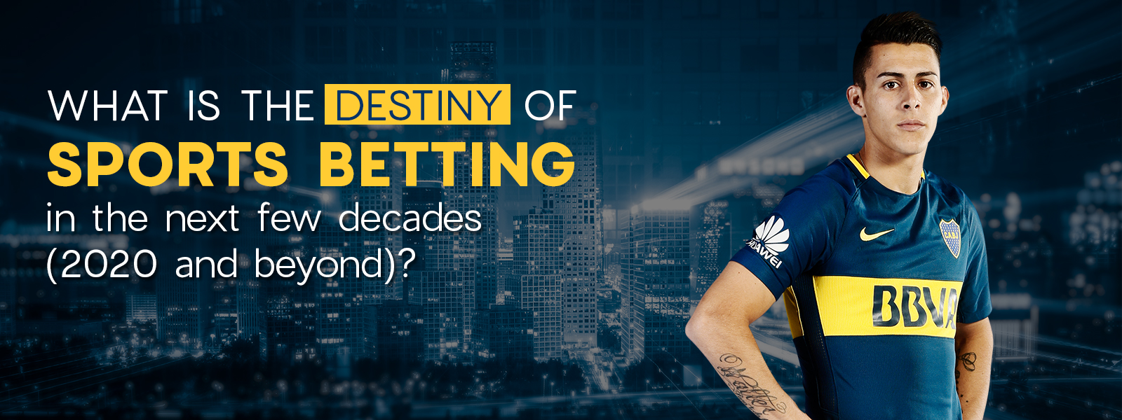 Destiny of Sports Betting In The Next Few Decades