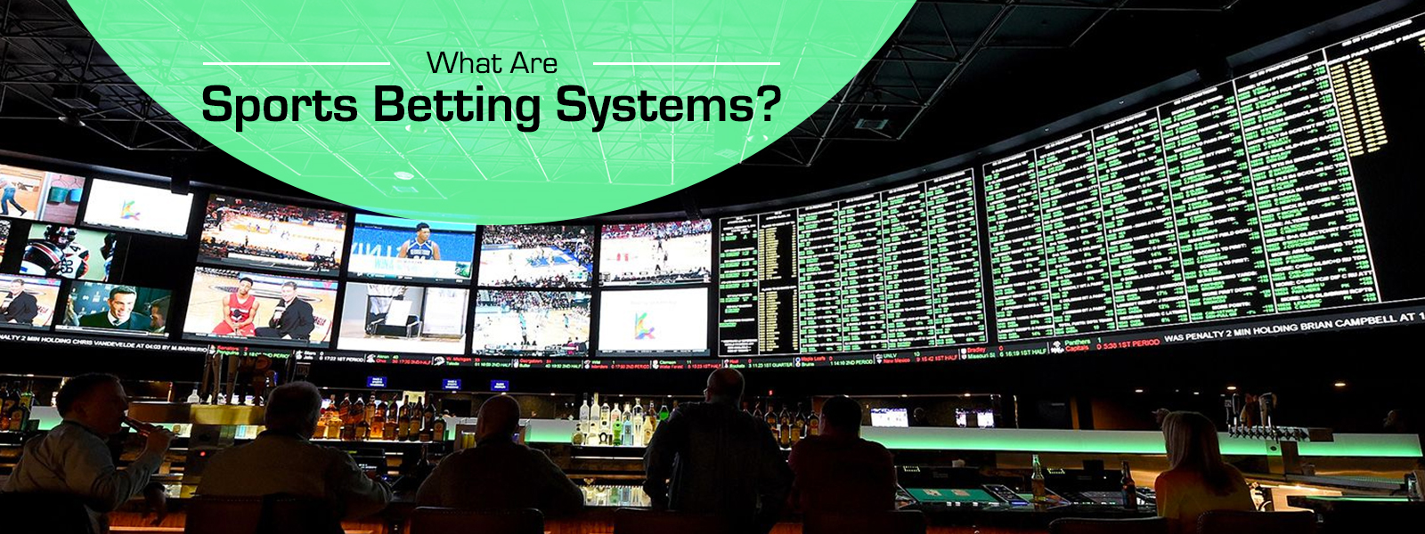 What Are Sports Betting Systems?