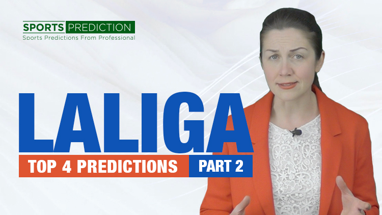 Soccer Prediction | La Liga 2020 Top 4 Predictions - Part 2