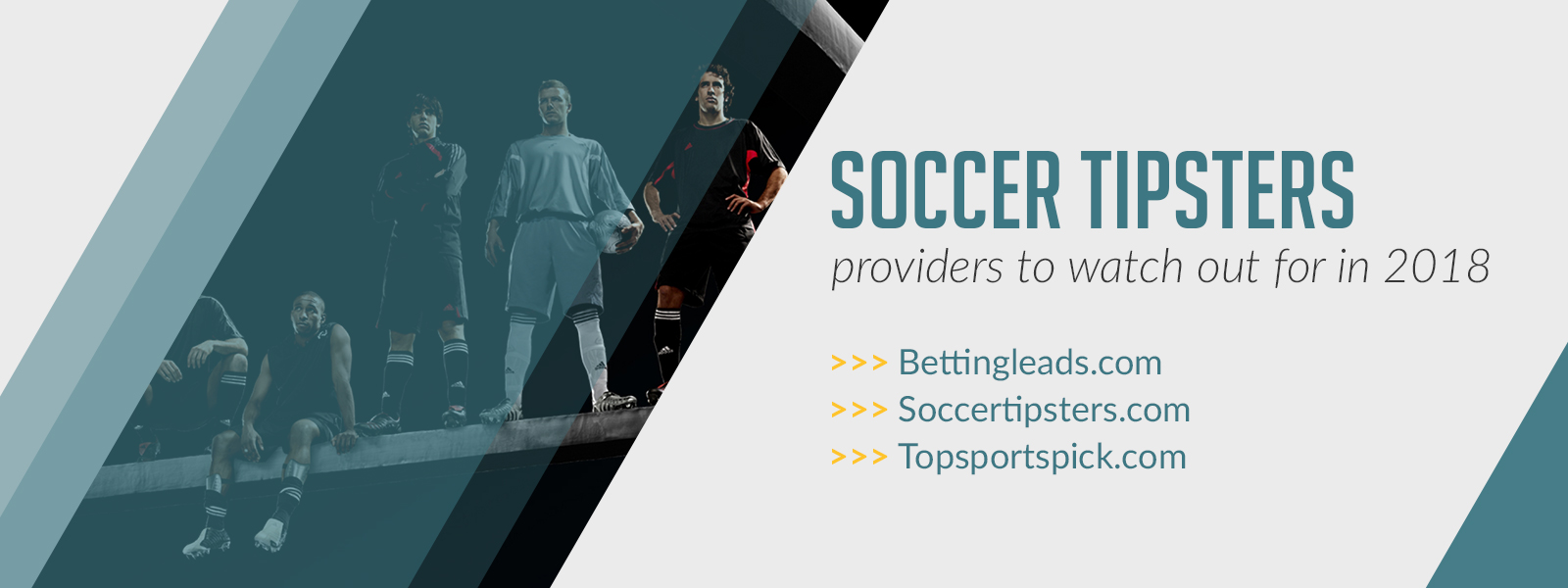 Best Soccer Tipsters Providers To Watch Out For In 2019